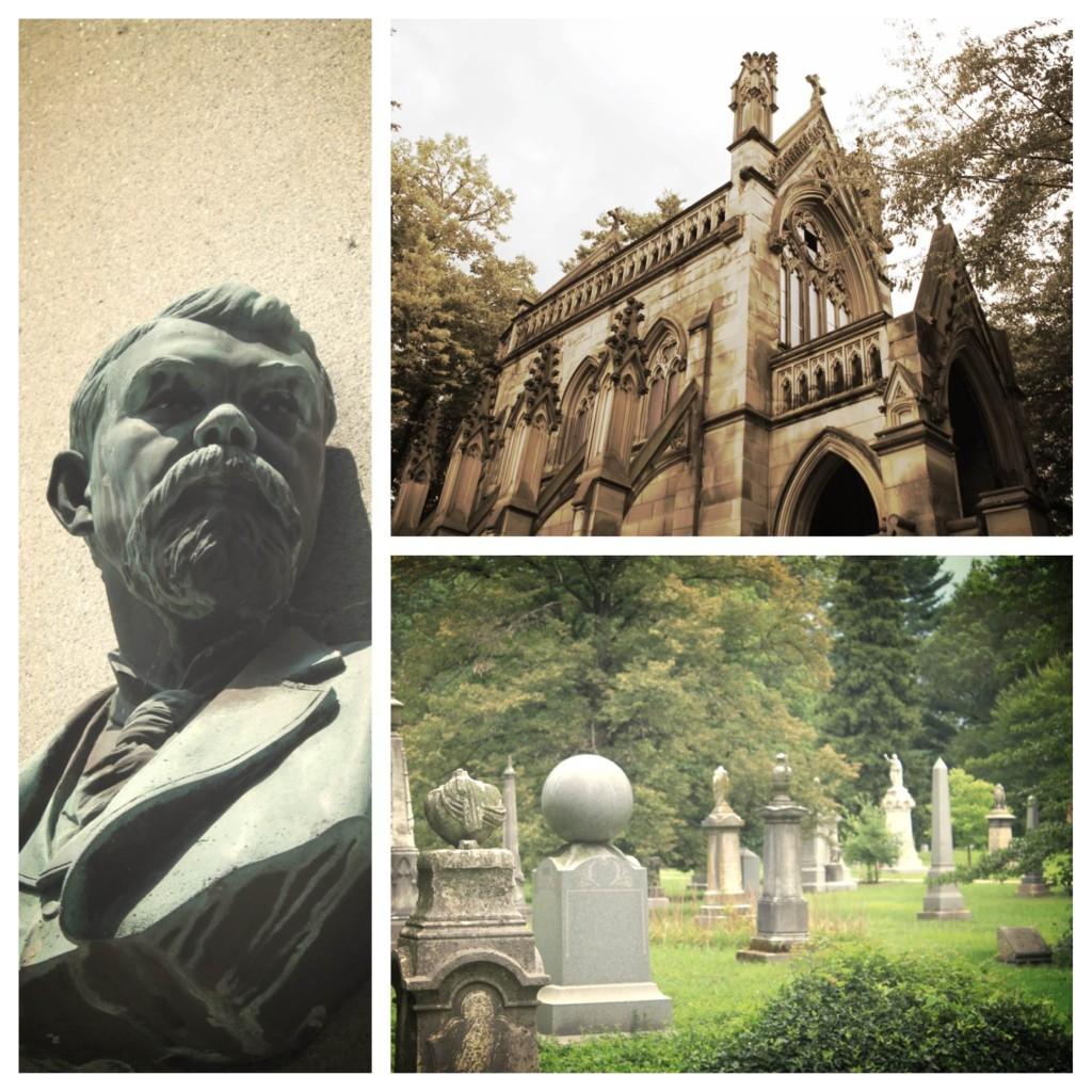 Haunted Places In Cambridge Ohio: Paranormal Exploration: Spring Grove Cemetery