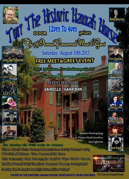 hannah house event