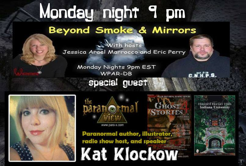 Beyond smoke and mirrors radio